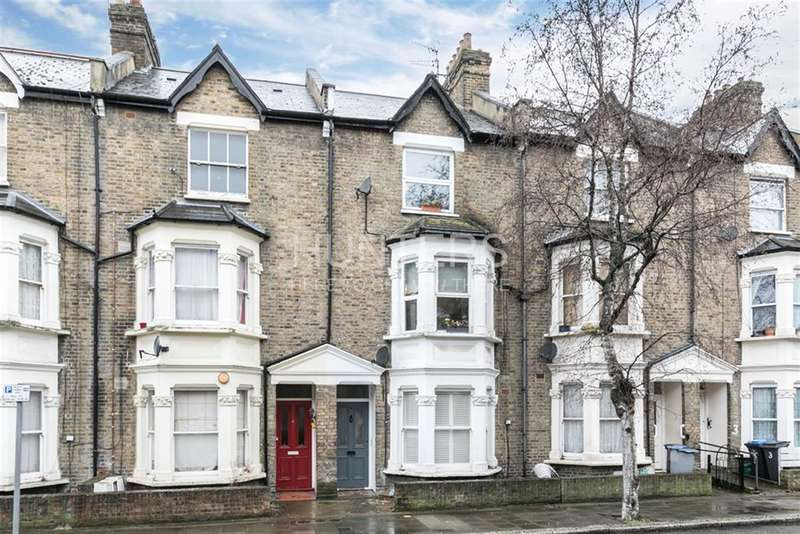 3 Bedrooms Apartment Flat for sale in Charteris Road, London, NW6 7EU