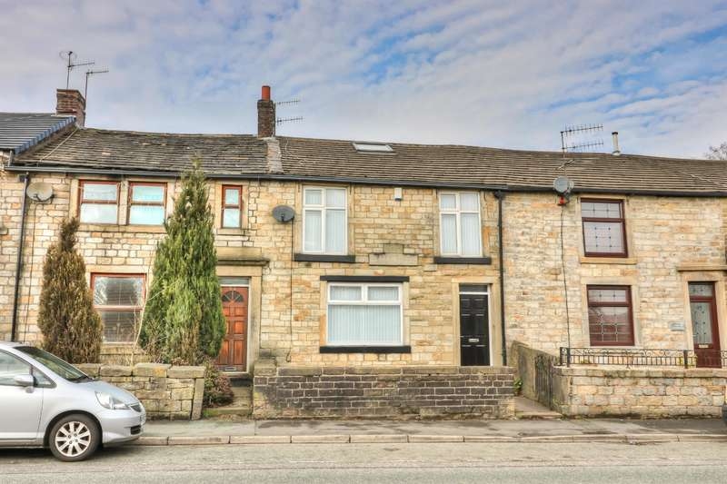2 Bedrooms Terraced House for sale in New Road, Dearnley, Littleborough, OL15 8LX