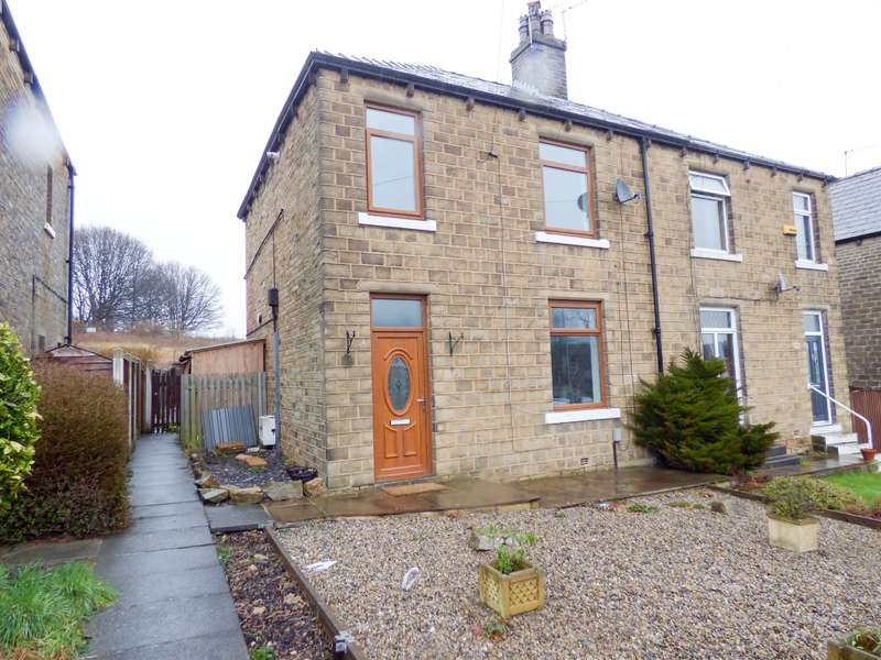 3 Bedrooms Semi Detached House for sale in Bradley Road, Huddersfield, HD2 1XD