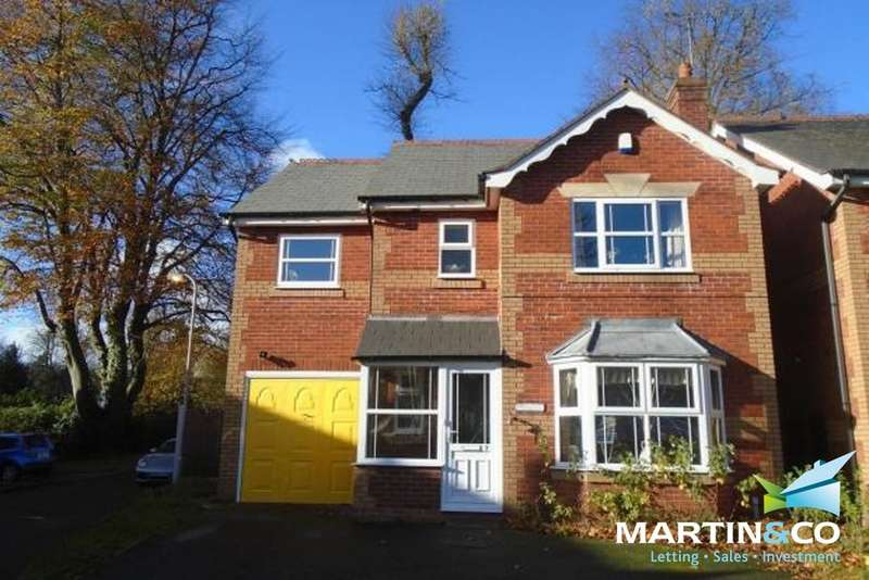 4 Bedrooms Detached House for sale in Deeley Close, Edgbaston, B15