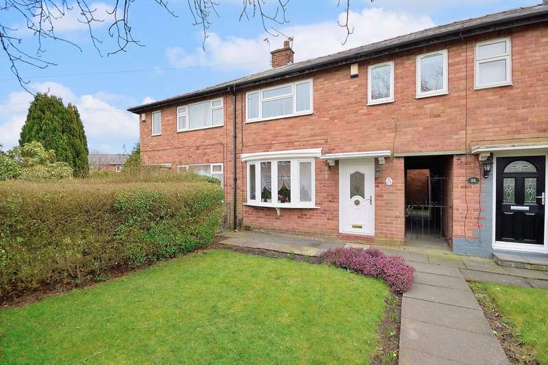 3 Bedrooms Terraced House for sale in Newhaven Road, Orford, Warrington, Cheshire