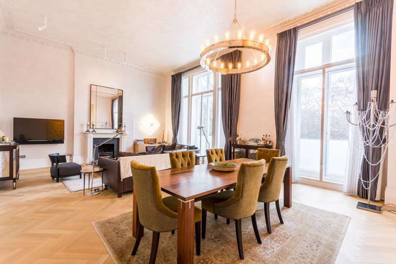 2 Bedrooms Flat for sale in Dorset Square, Marylebone, NW1