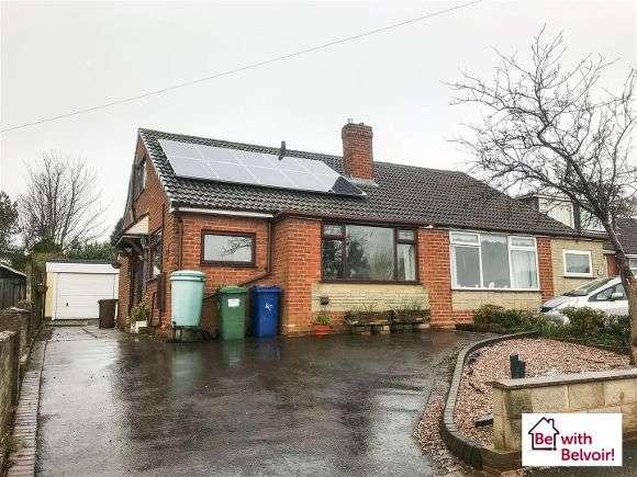 3 Bedrooms Detached Bungalow for rent in Tudor Road, Hednesford, Cannock