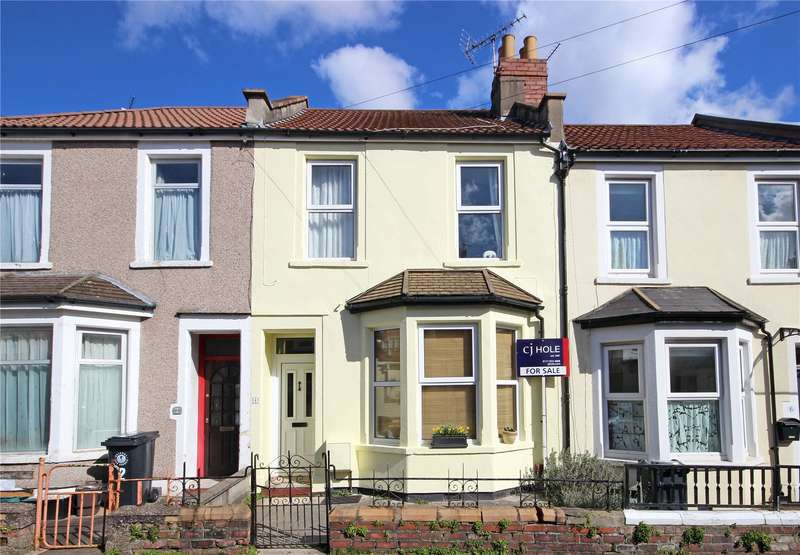 2 Bedrooms Property for sale in Selborne Road Ashley Down Bristol BS7