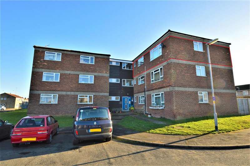 2 Bedrooms Flat for sale in Edward Road, Stamford