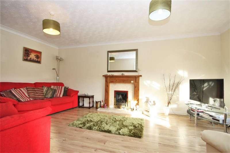 4 Bedrooms Property for sale in Swan Way, Coalville