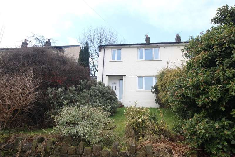 3 Bedrooms Semi Detached House for sale in Woodlands Rise, Haworth, Keighley, BD22