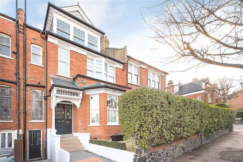 4 Bedrooms Terraced House for sale in Muswell Road, London, N10