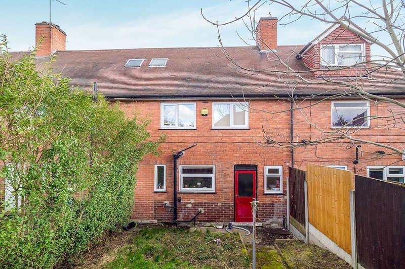 3 Bedrooms Property for sale in Bells Lane, Nottingham, NG8