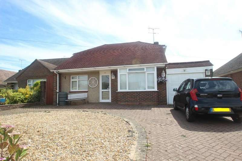 2 Bedrooms Detached Bungalow for sale in Mill Close, Rustington