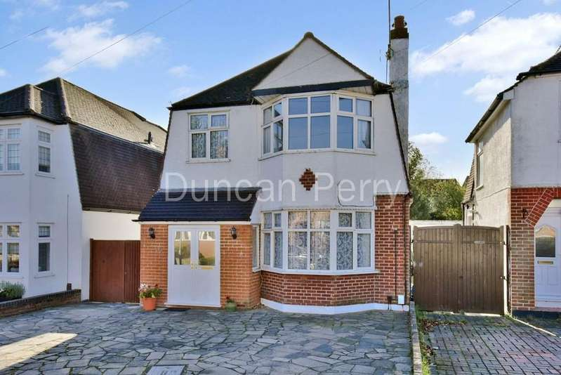 4 Bedrooms Semi Detached House for sale in Brooklands Gardens, Potters Bar