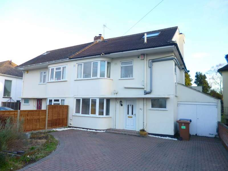 4 Bedrooms Semi Detached House for sale in Bramble Road, Hatfield