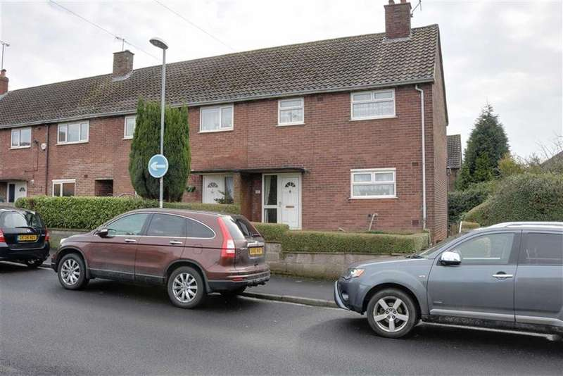 3 Bedrooms Town House for sale in Baker Crescent, Baddeley Green, Stoke-on-Trent