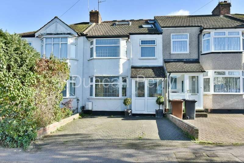 4 Bedrooms Terraced House for sale in Laurel Avenue, Potters Bar, Herts
