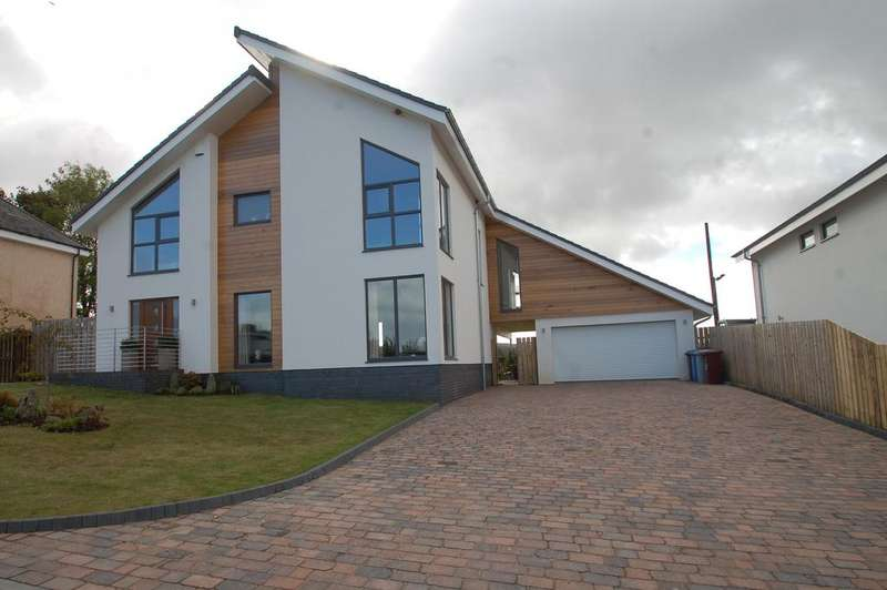 4 Bedrooms Detached House for sale in Cransley Gardens ML11