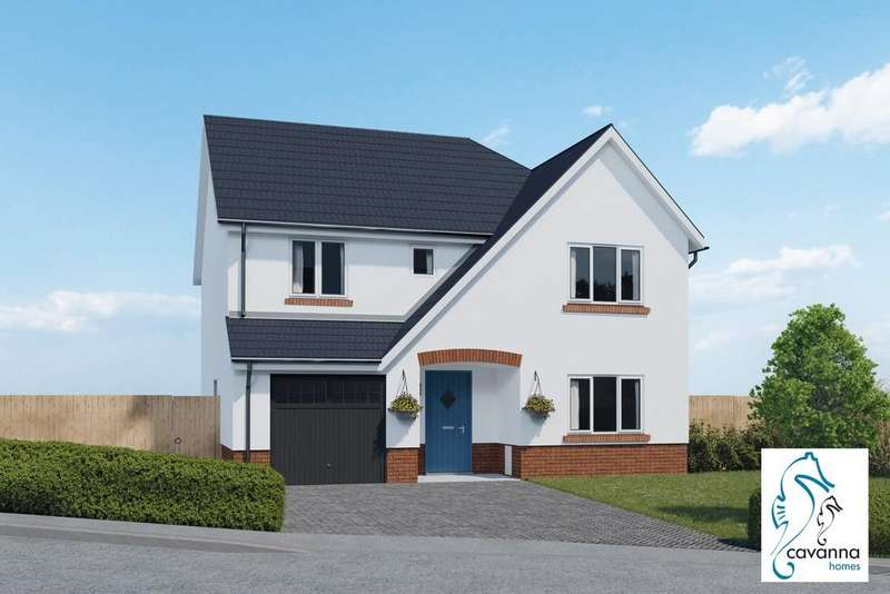 4 Bedrooms House for sale in Southdowns Road, Dawlish