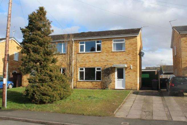 3 Bedrooms Semi Detached House for sale in 7 Leigh Road, Newport, Shropshire, TF10 7QH