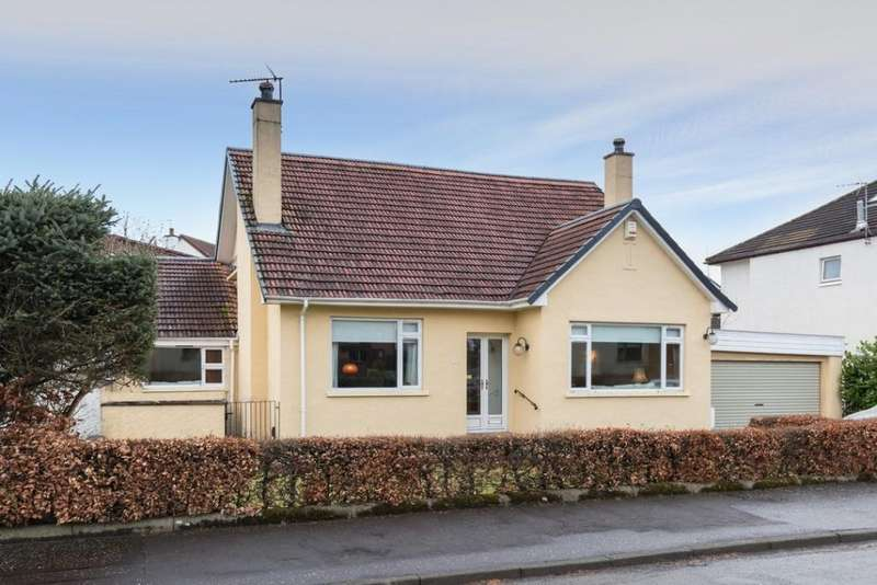 3 Bedrooms Detached Villa House for sale in 1 Blackwood Avenue, Newton Mearns, G77 5JY