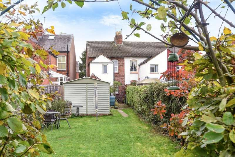 2 Bedrooms House for sale in Hereford,, City, HR4