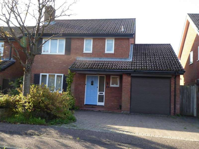 3 Bedrooms Detached House for sale in Springbank Road, Bournemouth, BH7