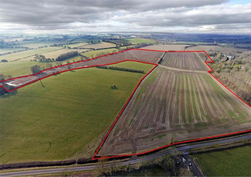 Land Commercial for sale in Worcestershire