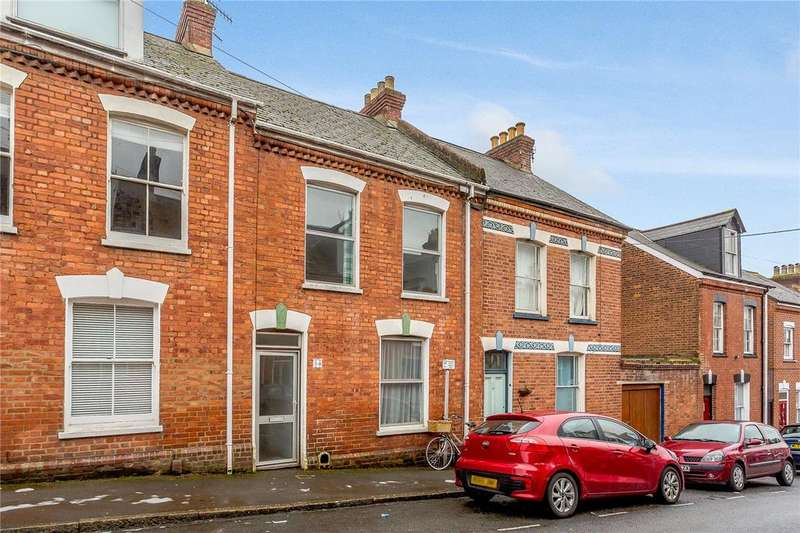 4 Bedrooms Terraced House for sale in Portland Street, Exeter, Devon, EX1