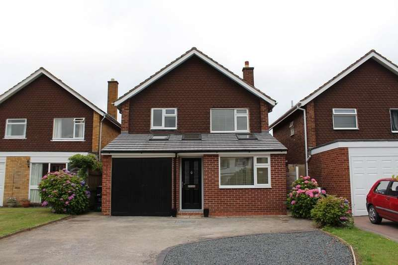 4 Bedrooms Detached House for rent in Crabmill Close, Knowle, Solihull