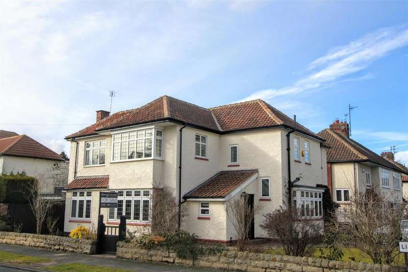 4 Bedrooms Detached House for sale in Linwood Grove, Darlington
