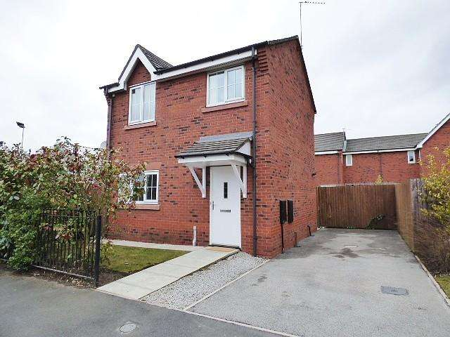 2 Bedrooms Detached House for sale in Thorneycroft Drive, Warrington