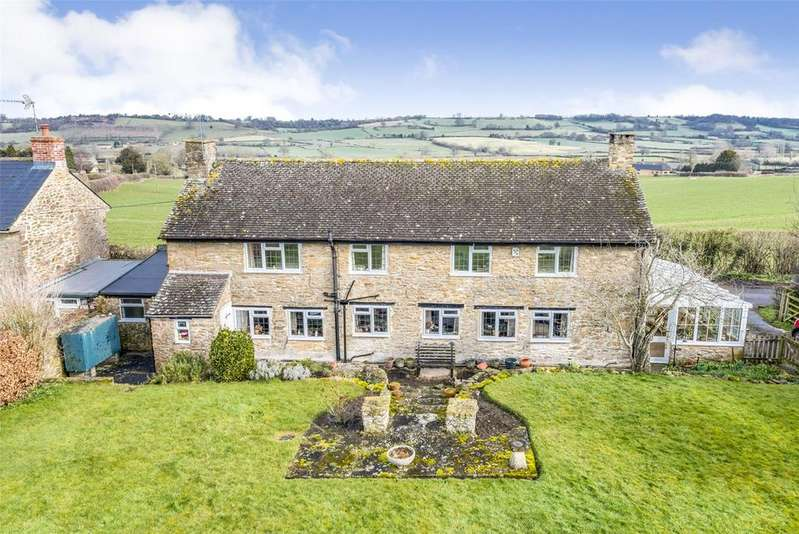 3 Bedrooms Detached House for sale in Little Silver, Middle Chinnock, Crewkerne, Somerset