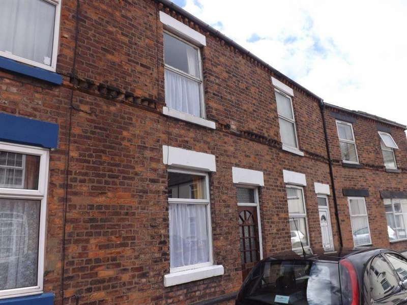 2 Bedrooms Terraced House for rent in South Street, Boughton, Chester