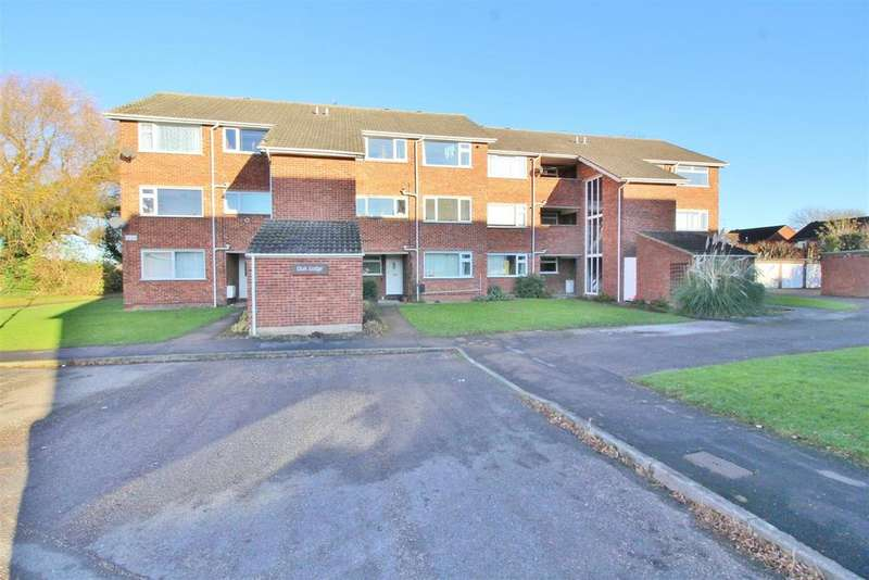 2 Bedrooms Apartment Flat for sale in Oak Avenue, Bingham