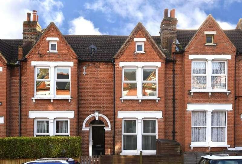 2 Bedrooms Terraced House for sale in Ebsworth Street, SE23