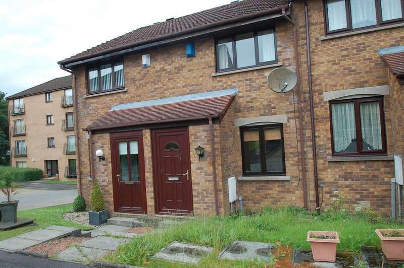 2 Bedrooms Terraced House for sale in Cromarty Place, East Kilbride G74