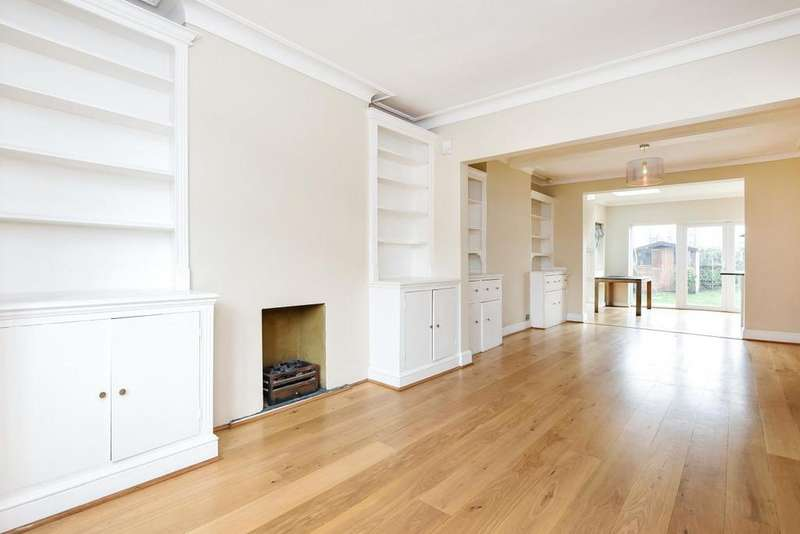 4 Bedrooms Semi Detached House for sale in Sulivan Road, Fulham