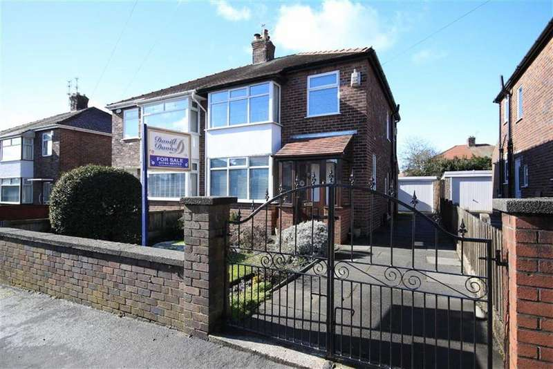 3 Bedrooms Semi Detached House for sale in Sackville Road, Windle, St Helens, WA10