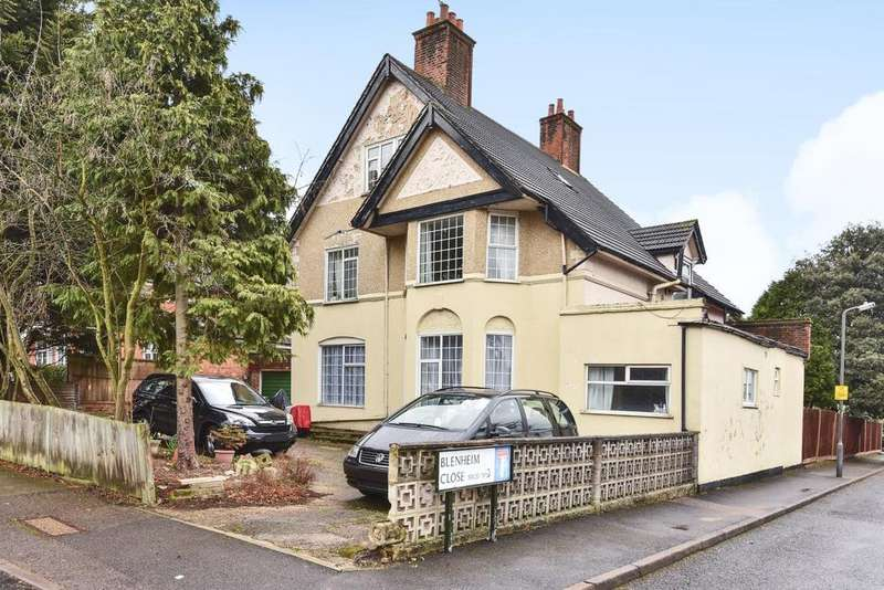 8 Bedrooms Detached House for sale in Blenheim Road, Raynes Park