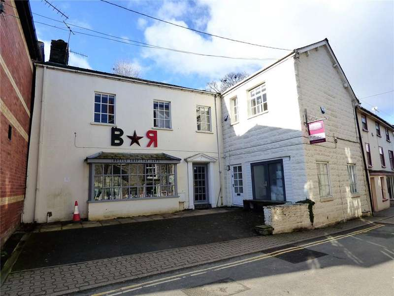 2 Bedrooms Town House for sale in Market Street, Hay-on-Wye, Hereford, Powys