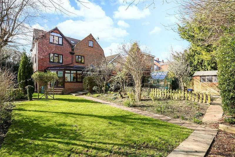 5 Bedrooms Detached House for sale in Bouverie Avenue, Salisbury