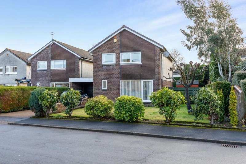 4 Bedrooms Detached Villa House for sale in 8 Lanton Road, Newlands, G43 2SR