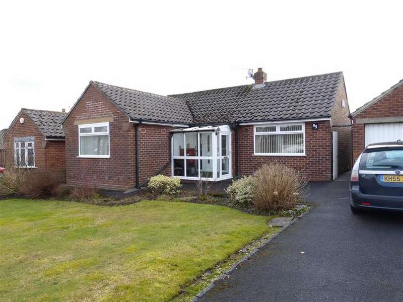 3 Bedrooms Detached Bungalow for sale in West Drive, Tintwistle, Glossop