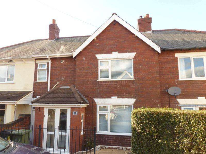 3 Bedrooms Terraced House for sale in Grange Avenue, Aldridge
