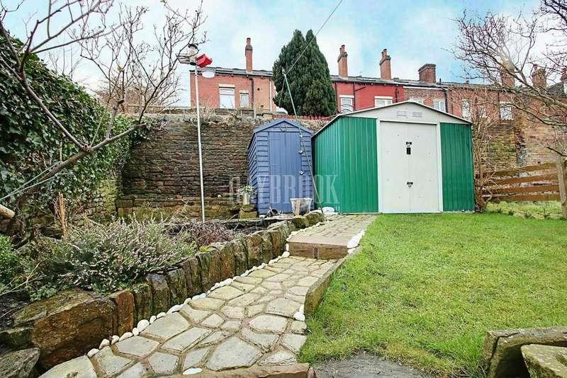 2 Bedrooms End Of Terrace House for sale in Marsh Street, Deepcar