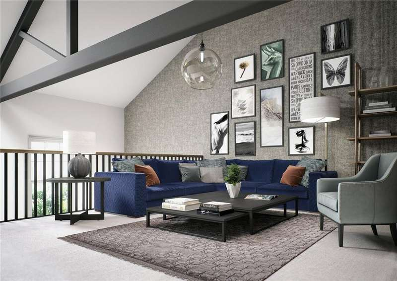 2 Bedrooms Flat for sale in Apartment B20 Loft House, College Road, Bishopston, Bristol, BS7