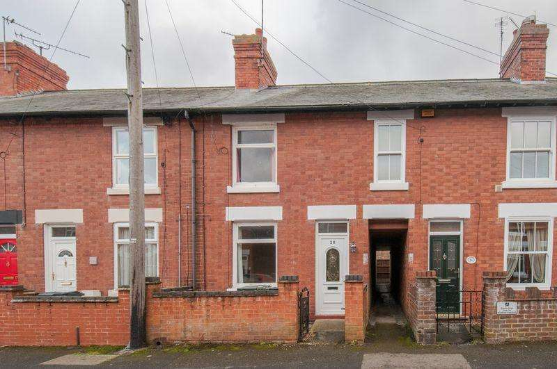 2 Bedrooms House for sale in Grove Street, Higham Ferrers