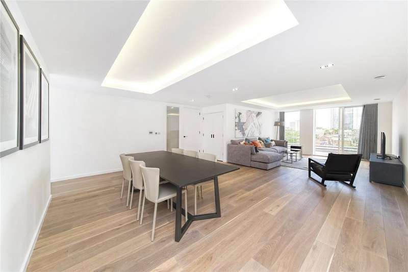 3 Bedrooms Flat for sale in Landau Apartments, 72 Farm Lane, Fulham, London, SW6