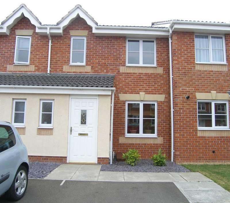 3 Bedrooms House for rent in Ullswater Road, Melton Mowbray, Leicestershire