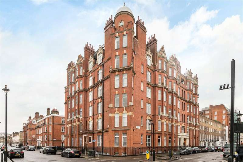 2 Bedrooms Flat for sale in York House, 39 Upper Montagu Street, London