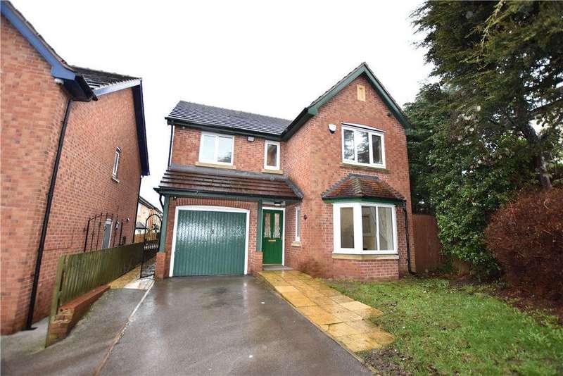 4 Bedrooms Detached House for rent in Stradbroke Way, Wortley, Leeds