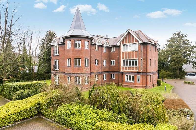 2 Bedrooms Apartment Flat for sale in Bayhall Road, Tunbridge Wells